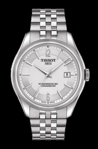 Tissot Ballade Powermatic 80 Cosc Classic Watches Men Bracelet Watch Watches For Men
