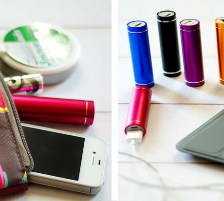 Lipstick Style Phone Mobile Charger! #charger #electronics #mobile #phone #cute
