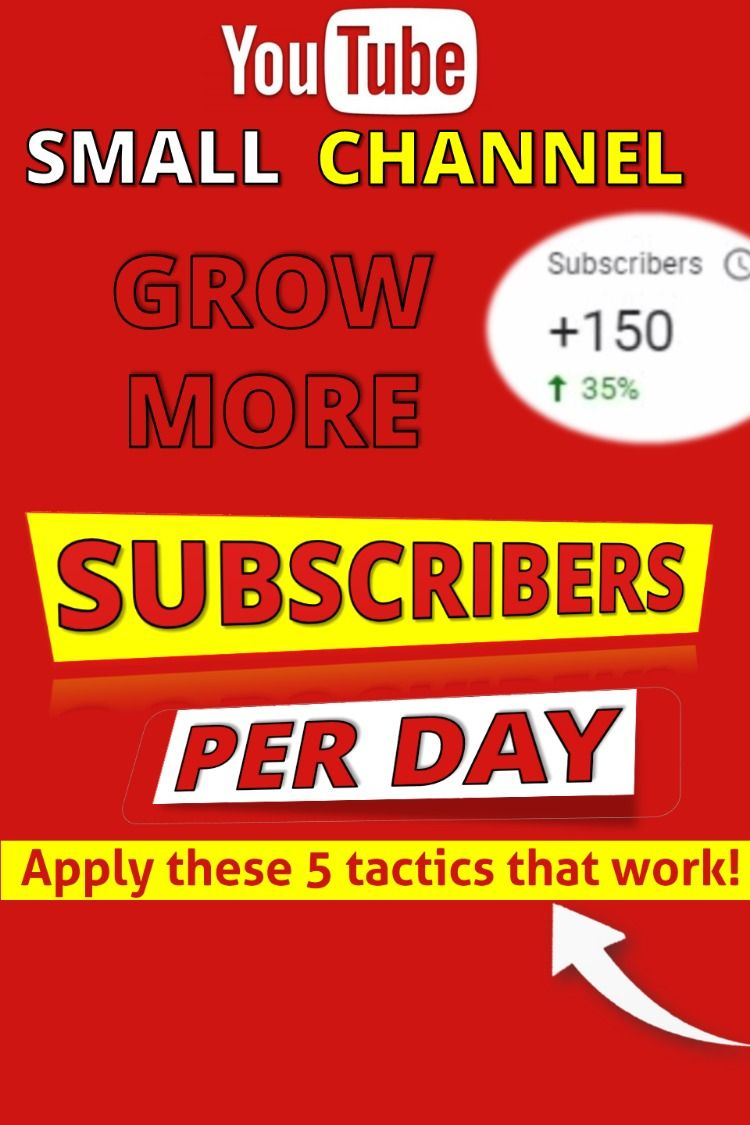 If you want to know how to increase YouTube subscribers