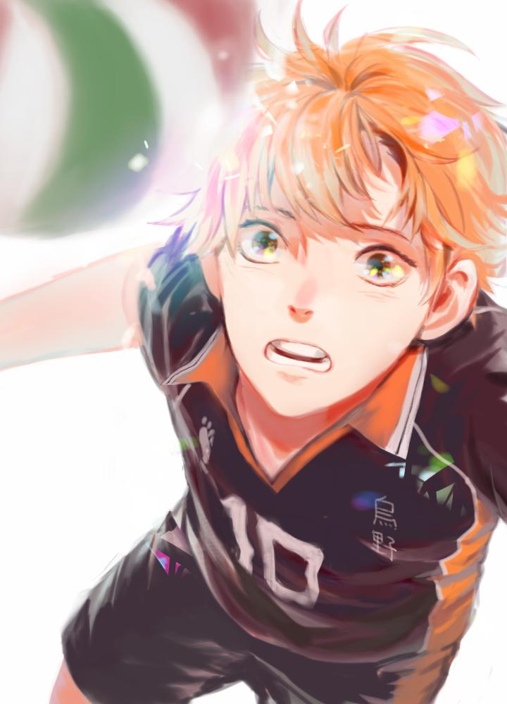 ハイキュー!! HQ! SSAMのイラスト Haikyuu anime