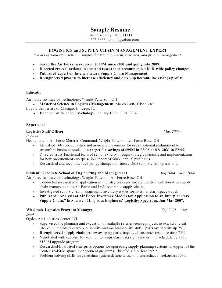Resume tips to nail that job interview resume examples