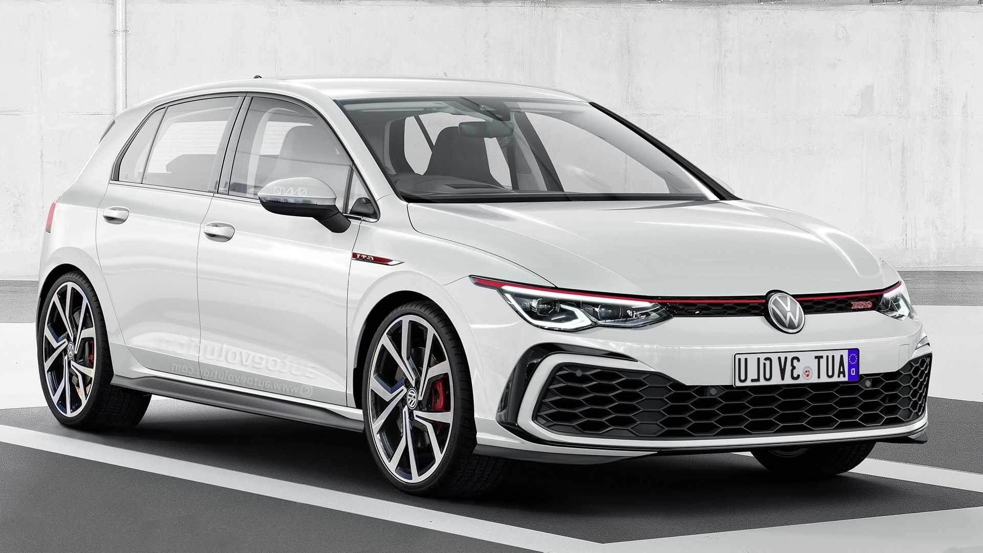 2021 Volkswagen Golf Gti Release Date Color Prices In 2020 Volkswagen Golf Gti Golf Gti Volkswagen