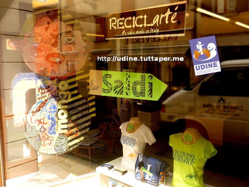 RECICLartè via Poscolle 35 | Udine tutta per me | Vivere e fare shopping in centro a UdineUdine tutta per me | Vivere e fare shopping in cen...