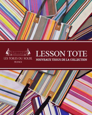 LES TOILES DU SOLEIL / TOTE BAG