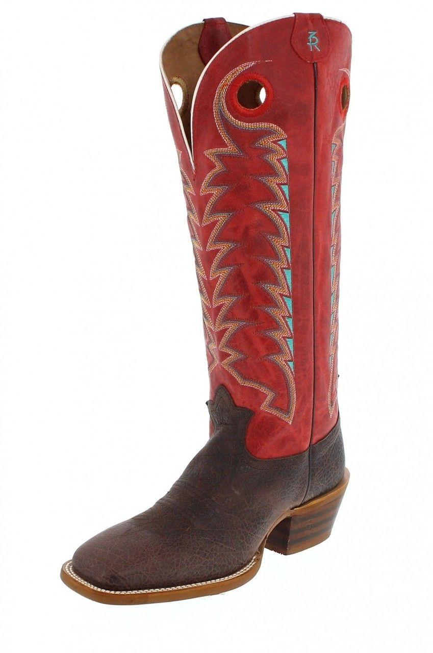 52da39b849d Tony Lama Men's Dusky Bonham 3R Buckaroo Cowboy Boots - HeadWest ...