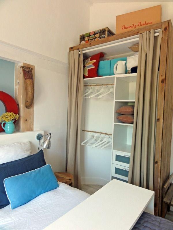 Déco petite chambre en 55 idées originales   Déco petite chambre ...