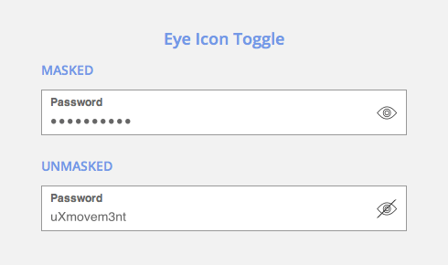 Why The Confirm Password Field Must Die  Ui    Fields