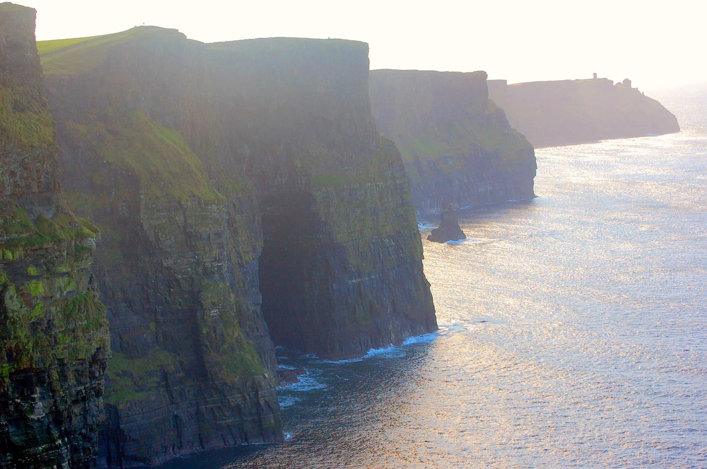 The Cliffs of Insanity