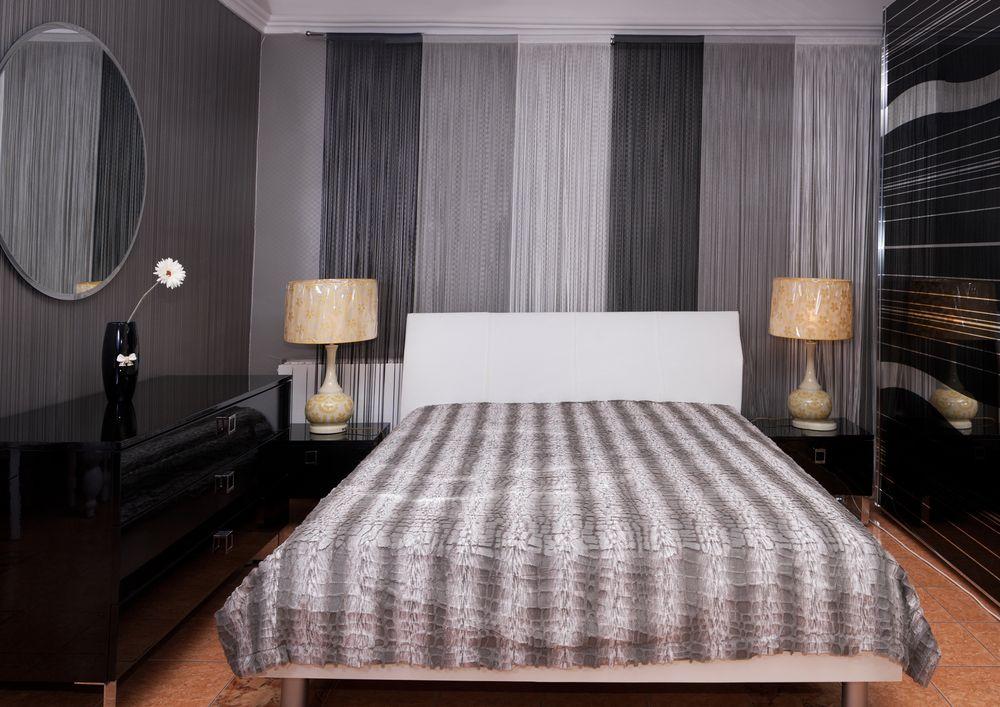 Bedroom Curtain Ideas Interesting Combination Of Grey Gray