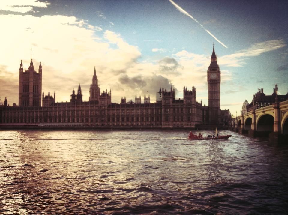 Un lugar maravilloso... Big Ben - Londres - Inglaterra