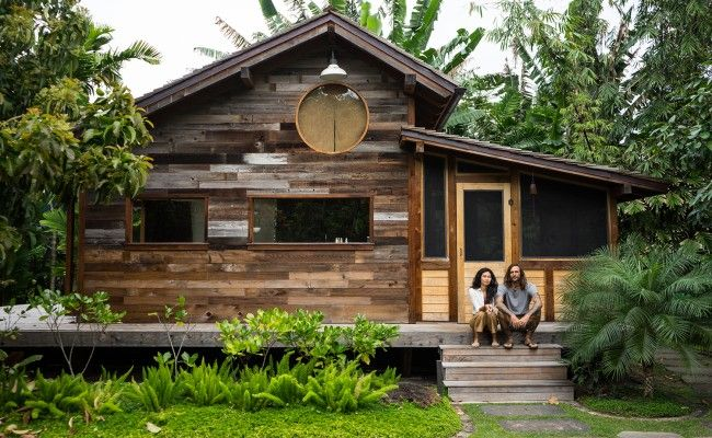 Surf Shack Tiny Home in Hawaii Pinteres