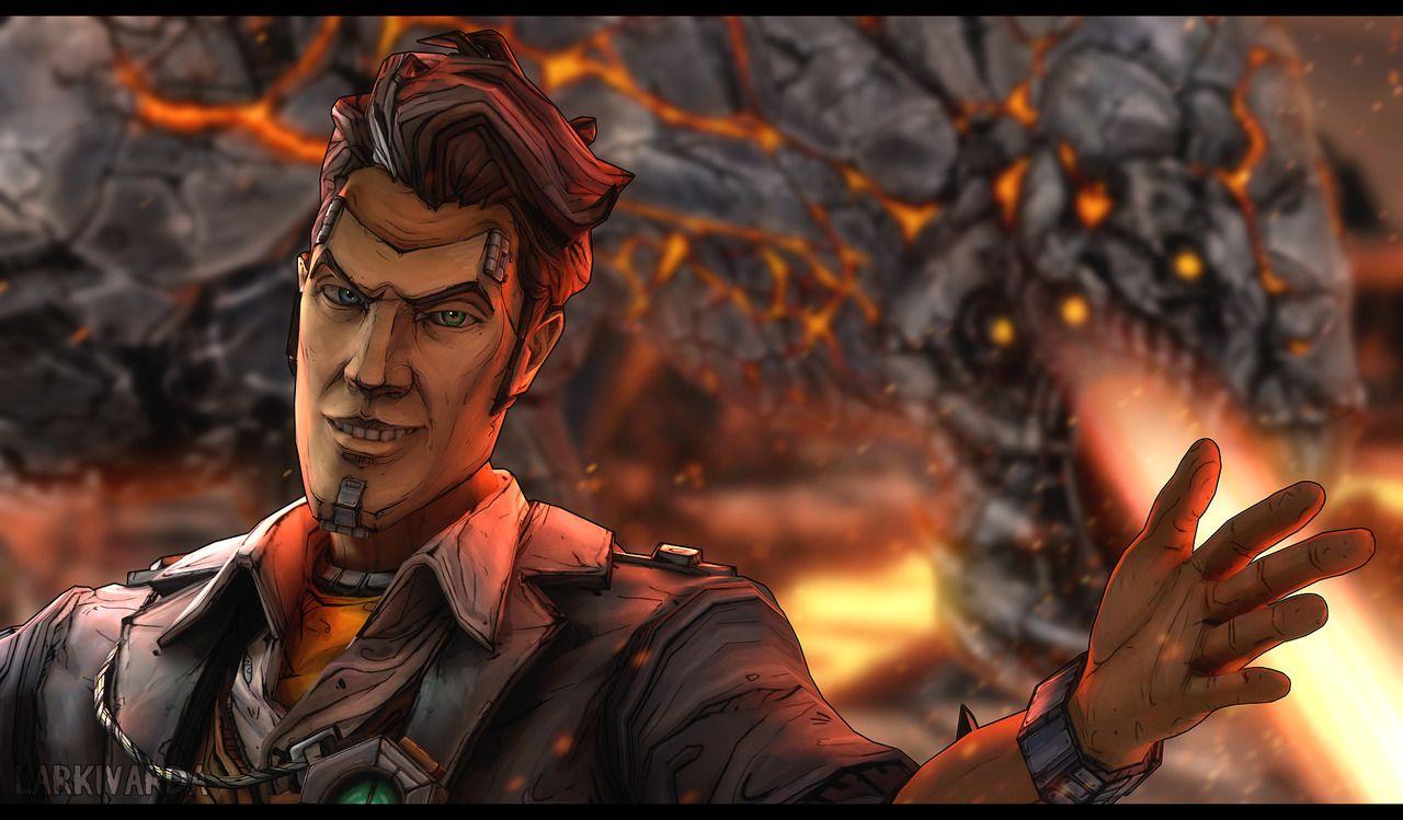 Handsome Jack Borderlands By Larkivarda Borderlands Art Handsome Jack Borderlands Handsome Jack Borderlands