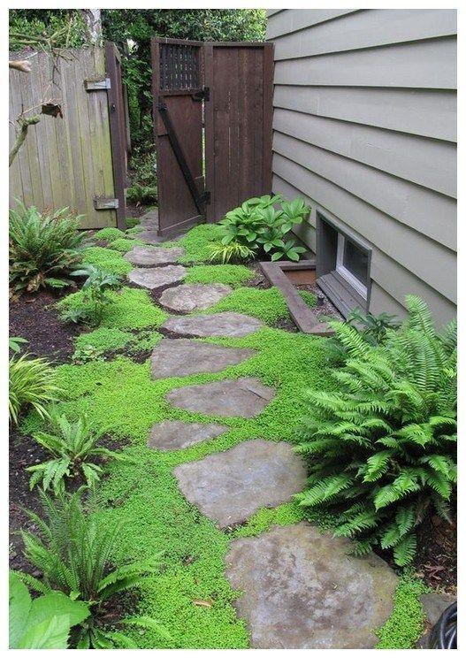 56 fabelhafte Gartenideen und gestalten 32 um   - Garden - #fabelhafte #garden #... #sideyards