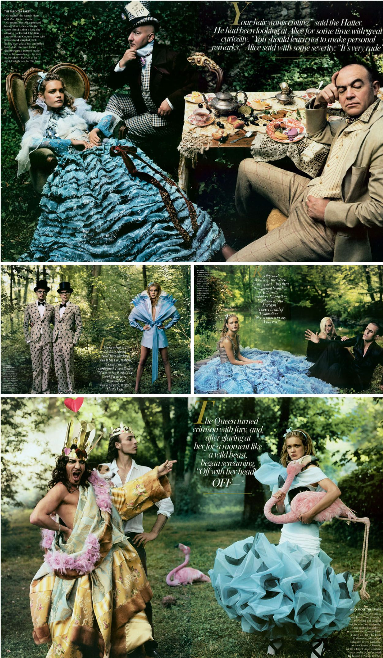 best images about natalia vodianova in alice in wonderland 17 best images about natalia vodianova in alice in wonderland photographed by annie leibovitz tom ford fashion editorials and annie
