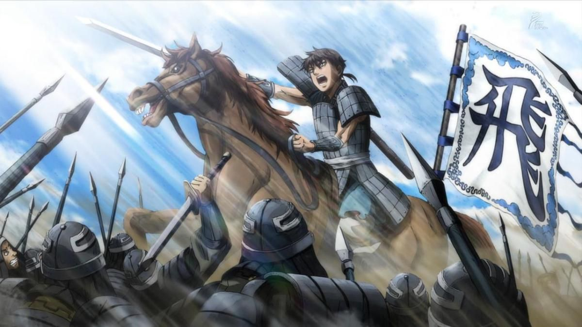 Top 20 Historical Anime To Take You Back