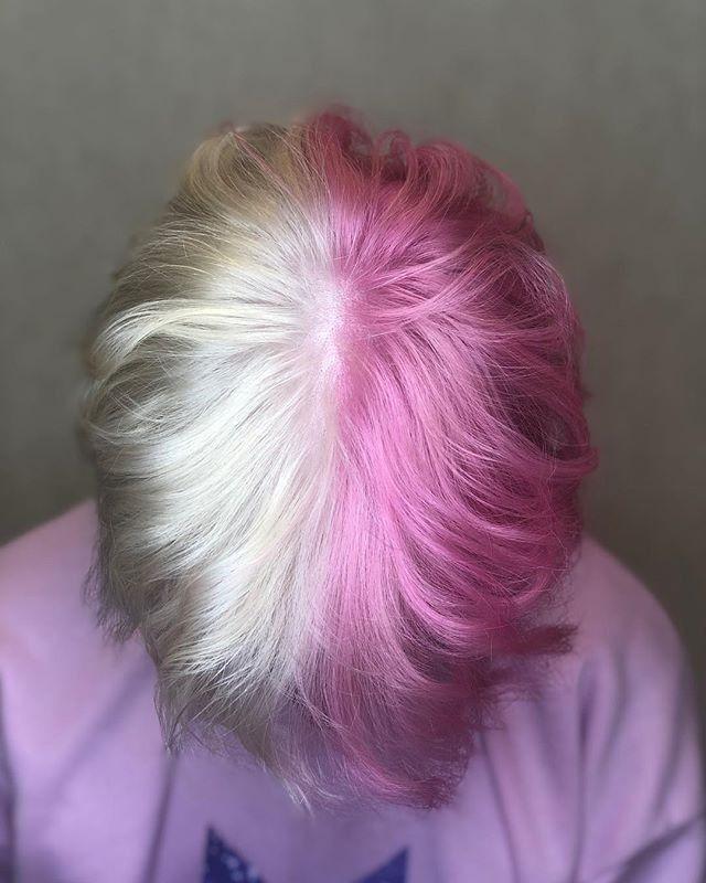Pin By Al Alfarizi On Style Cool Hair Color Hair Dye Colors Boys Colored Hair