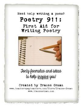 i need help writing a poem