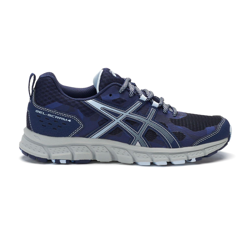 ASICS GEL Scram 4 Women's Trail Running Shoes #Scram, #GEL