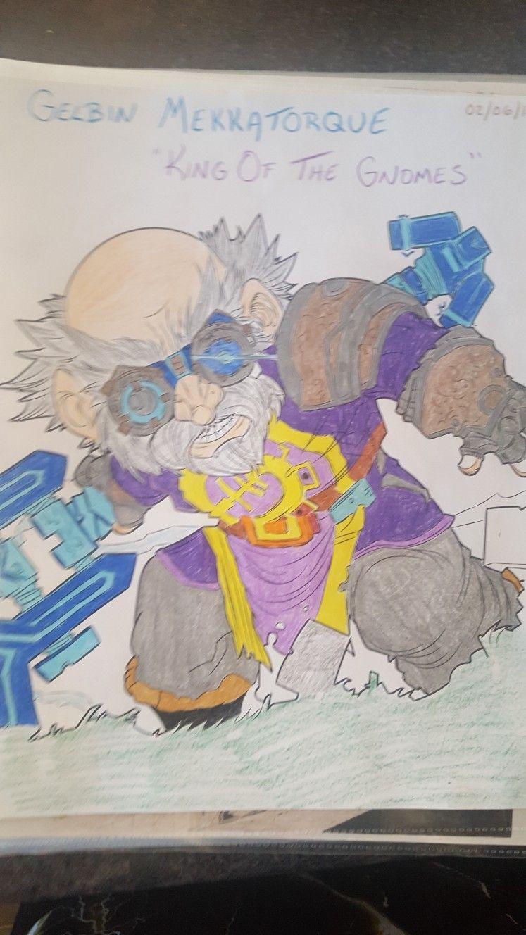 gelbin mekkatorque king of the gnomes  world of warcraft