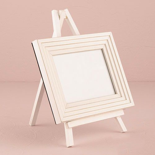 Mini White Wooden Easels Wooden Easel Table Easel