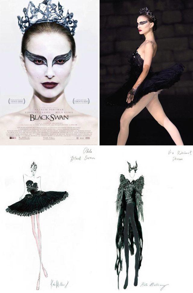 Black Swan Natalie Portman 2010