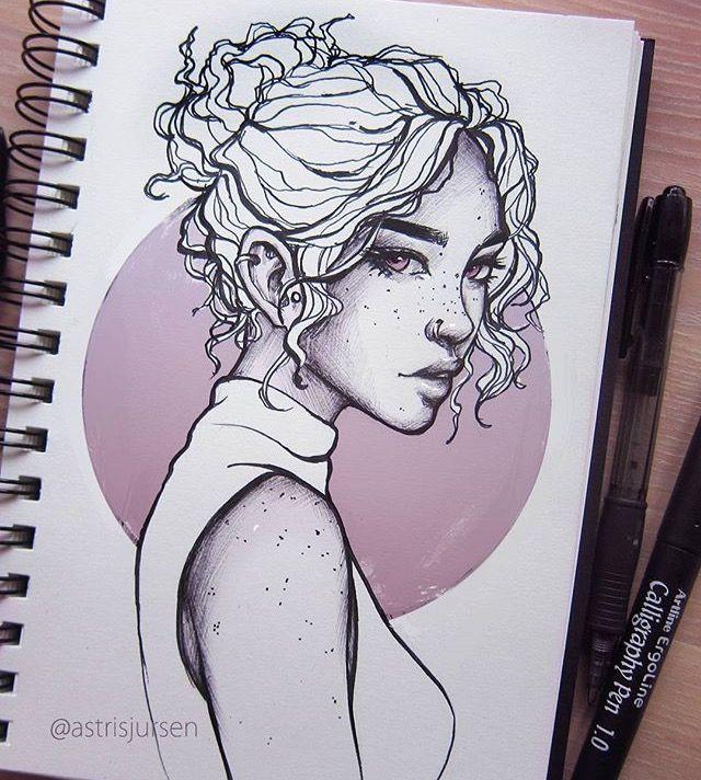 Pinterest M4ndxx Art Art Sketches Sketch Book