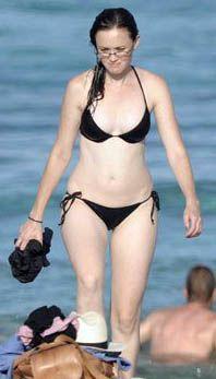 Alexis bledel panties bikini