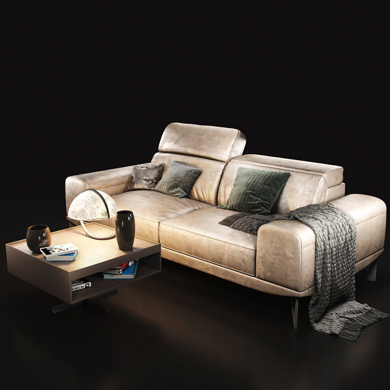 Natuzzi artisan available as three seater, two seater, armchair sofa suite or corner group. Sofa Natuzzi Italo part | Natuzzi, Sofa, Home decor