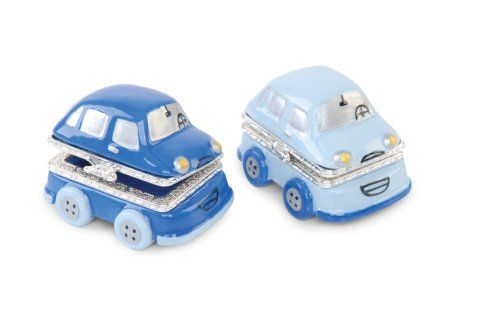 Mud Pie Baby Little Prince Car Treasure Box * More forbidden discounts at the link of image : Nursery Decor