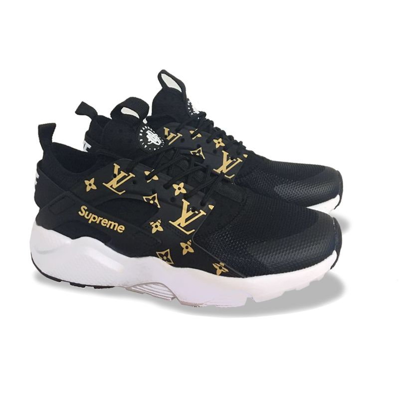 Supreme X Louis Vuitton X Nike Air Huarache スニーカー