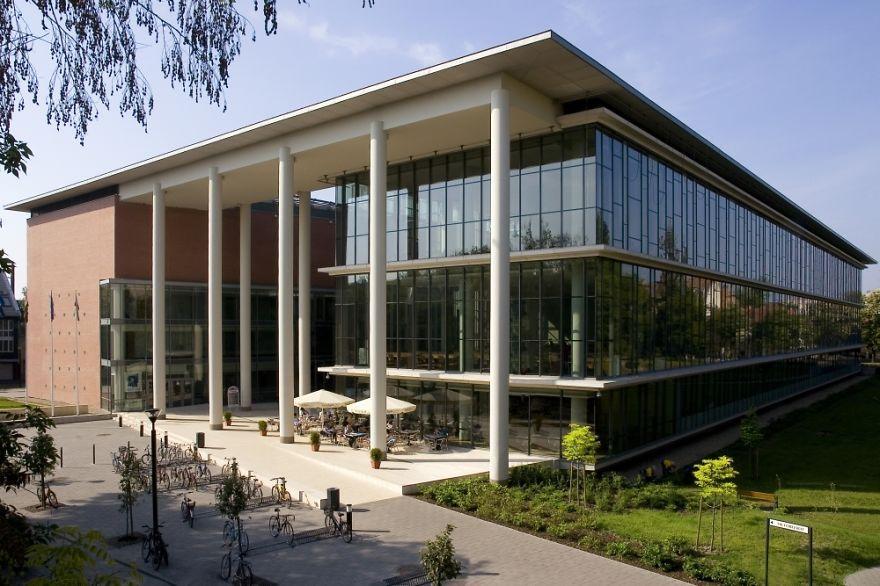 50 Szte Klebelsberg Library Szeged Hungary Szeged Architecture Library