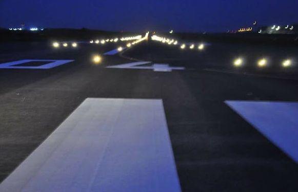 Beautiful Photos Of New Abuja Airport Runway At Night