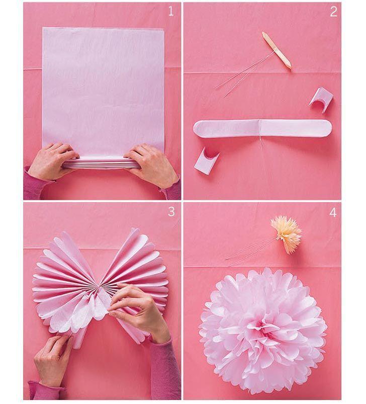 可愛いは作れる♡結婚式の飾りつけに使えるペーパークラフトアイデア4選*に