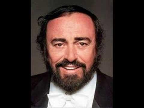 Luciano Pavarotti - La Danza: Tarantella Napolitana