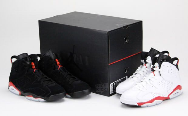 Air Jordan 6 Infrared Pack | Air