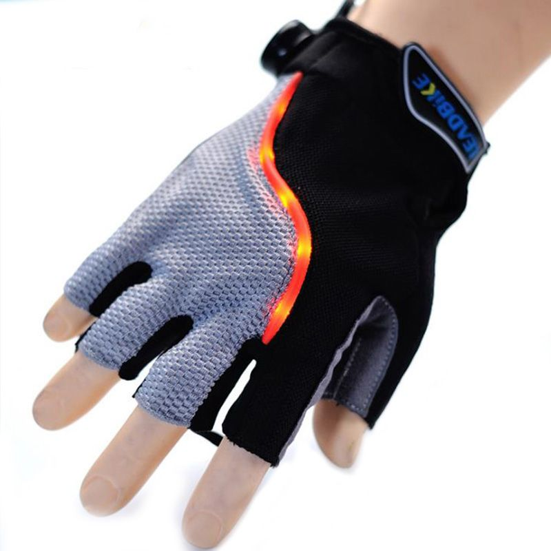 2016 Professional Half Finger Cycling Gloves Practical Mountain Bike Gloves