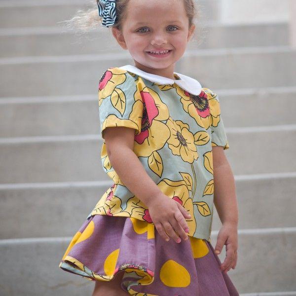 Right Bank Baby #ladida #ladidakids #kidswear #childrenswear ladida.com
