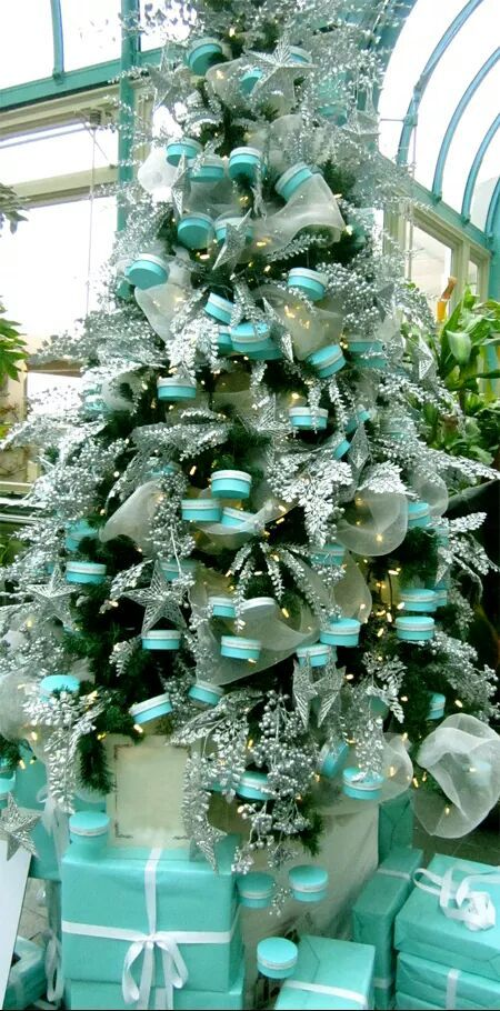 Pin By Strimm Tv On Holidayz Decor Channel Blue Christmas Tree Blue Christmas Beautiful Christmas Trees