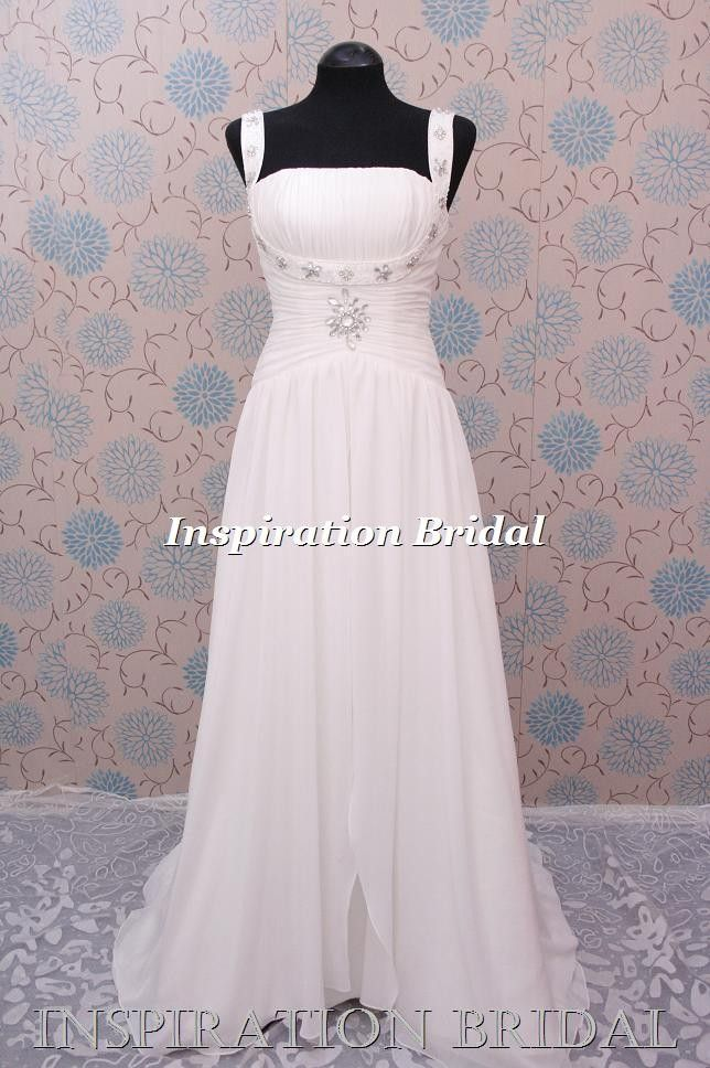 199.00 1311 vintage inspired 1920 1930s chiffon wedding dress ...