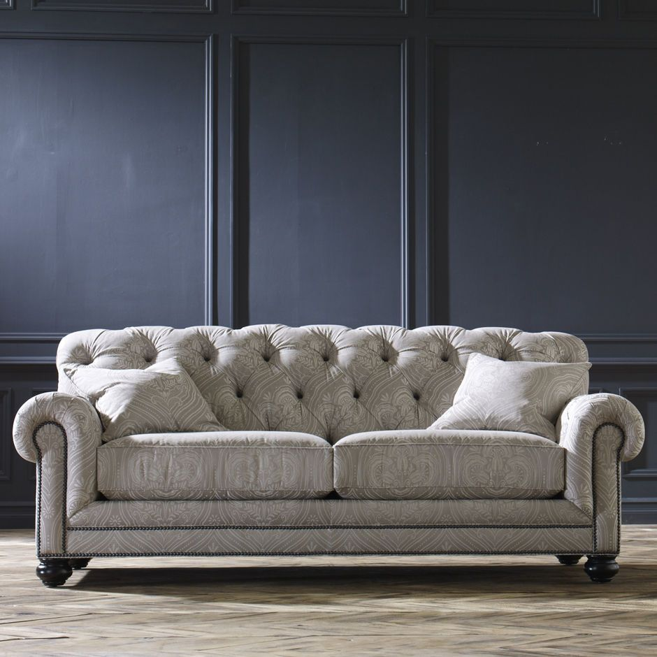 Chadwick Apartments: The Chadwick Sofa: The Epitome Of Classic Elegance