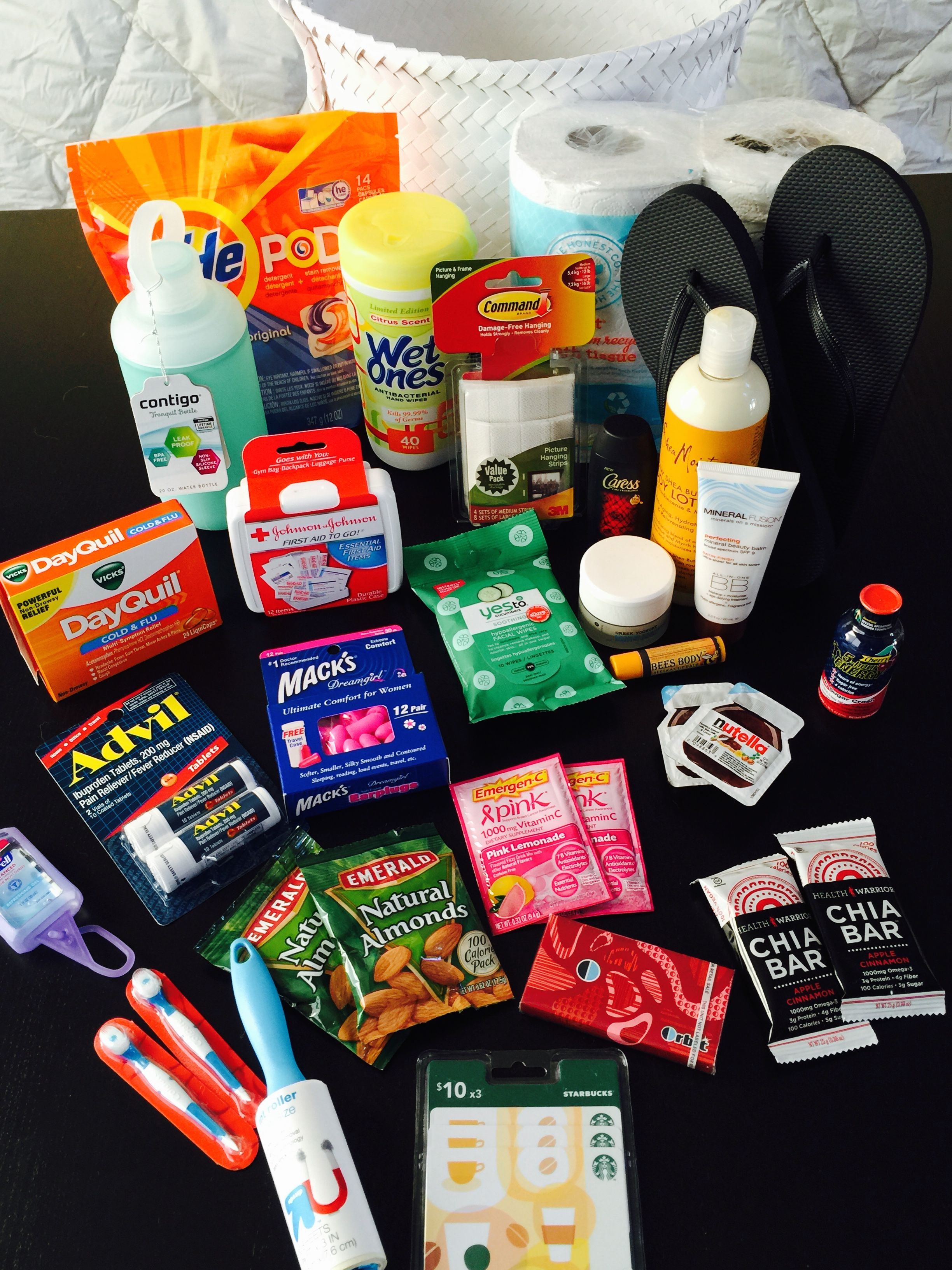 College must haves, makeup and more for Freshman