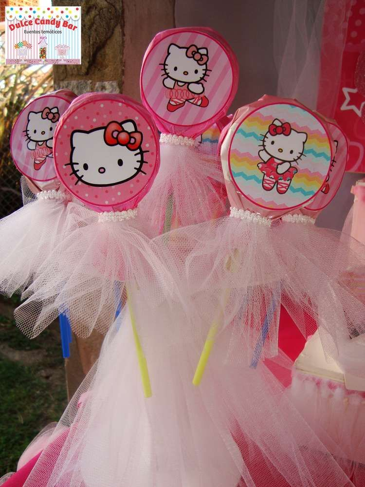 Hello Kitty Birthday Party Ideas | Planificación de fiesta, Fiestas ...