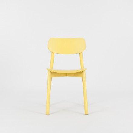 decovry.com - John Green Design | Otis Chair  | Yellow Ash