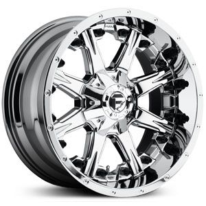 Fuel Truck Wheels >> Fuel D540 Nutz Tires Chrome Wheels Truck Rims Off Road