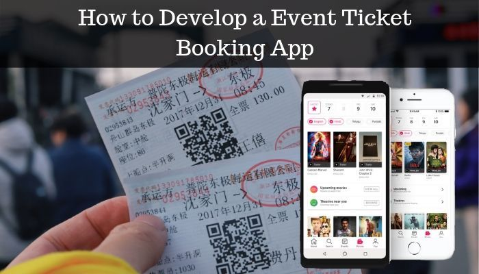 How Much Cost is Required to develop an Event Ticket