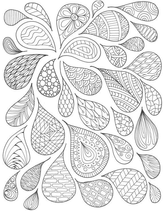 Make your world more colorful with printable Coloring