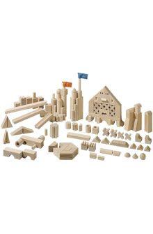 HABA - Erfinder für Kinder - Supplementary blocks - Logic building blocks - Building blocks + Ball track set - Toys & Furniture