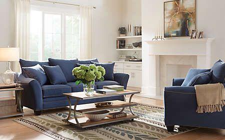 Dillon Sofa Art Van Furniture Living Room Stores Collection
