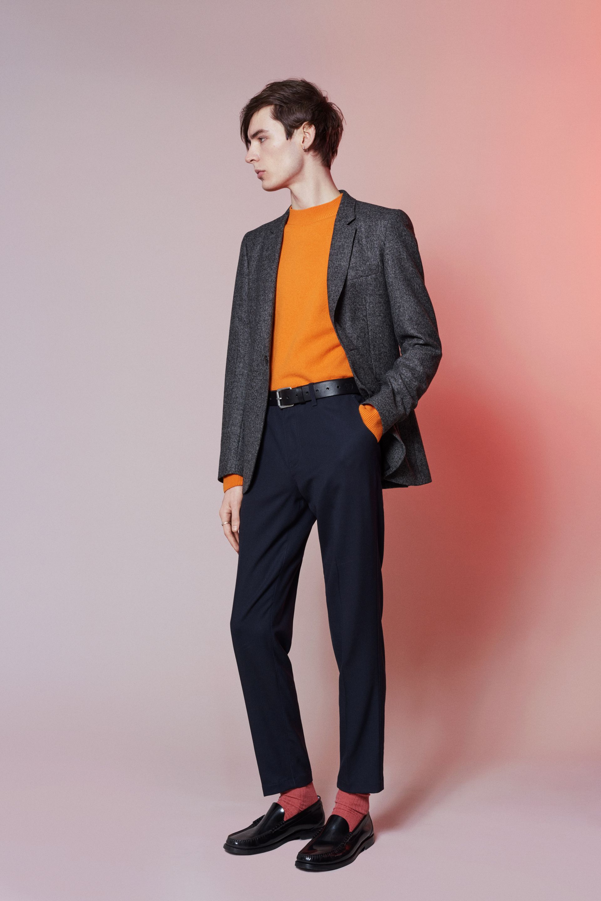 2019 year looks- Winter Nice boys collection by paul smith