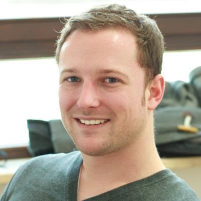 Projektmanagement, Kooperationen und Marketing sind bei GRIN sein Ding: Tim Maicher.